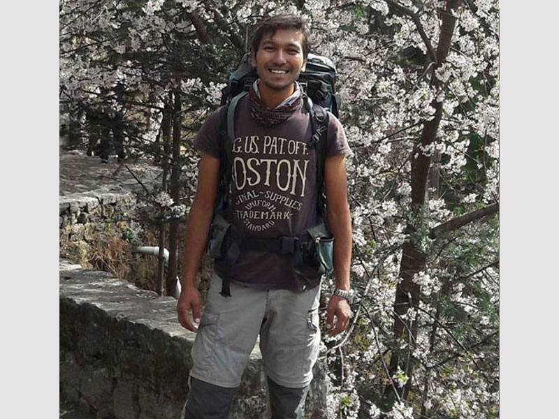 This Dehradun paragliding enthusiast is a digital wizard and a logistics expert; He left his work as a tech junkie to pursue his love for mountains. He has been a part of TSAF and has climbed multiple summits. His passion for Mountaineering, love for nature and a happy go lucky attitude makes him The Perfect fellow for this Mission.